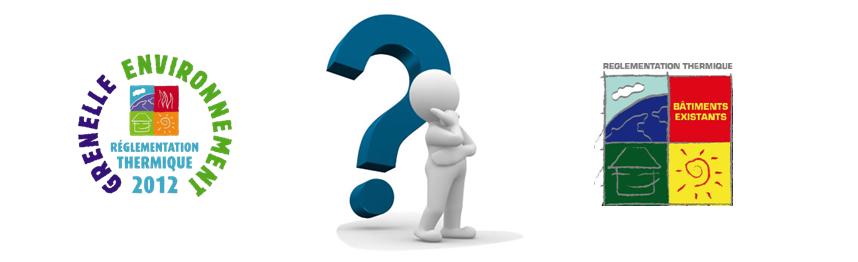 Quelle réglementation thermique pour quels projets ?